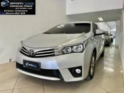 Toyota Corolla Xei Aut 2016 _ entrada apartir 17.500 + 1.466,00 Fixas no cdc