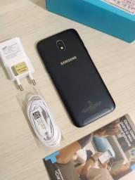 Troco Samsung J7 Pro 64GB Sem Nenhum Arranhão