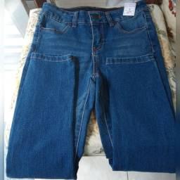 Calça jeans infantil Calvin Klein 10
