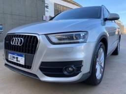 Audi Q3 Turbo Quatro 2013 ( Km baixo )