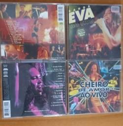 CD Banda Eva e Cheiro de Amor