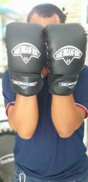 Luva De Boxe Muay Thai Mma Brazuca Promoção