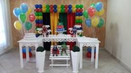 Decoração de Festa Infantil em Provençal