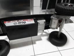 Skate eletrico SK8 dropbord 800w 1500