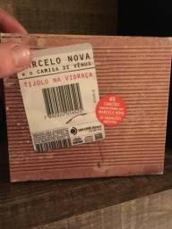 Cd camisa de Vênus e Marcelo nova (3 cds)
