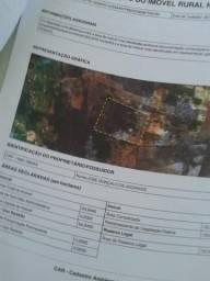 Fazenda com 53 hc, escritura publica na estrada de são pedro, perto de cajazeiras