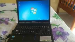 Notebook 4 Gb RAM