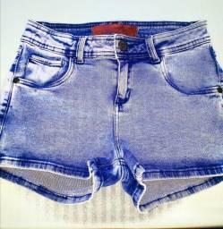 Shorts enfim e pacific blue