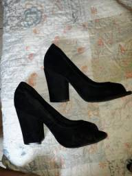 Sapato Salto grosso