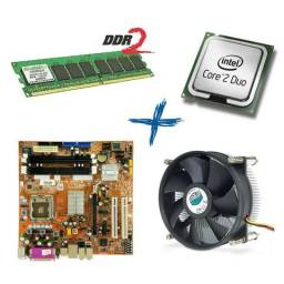 Kit Core 2 Duo Intel
