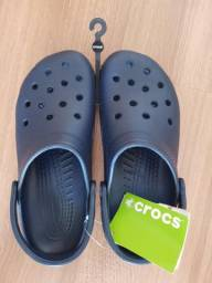 Crocs azul Original unissex