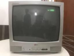 Tv lg de tubo 20 polegadas
