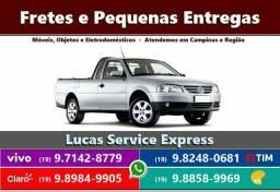 Transporte Rápido - Lucas Service Express 19 97142-8779