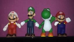 Bonecos do Mario original