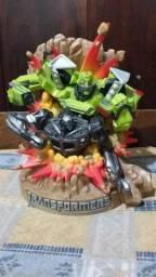Estátua Transformers Autobots