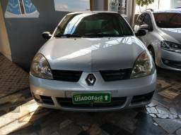 Clio Hatch Authentique 4p flex R$ 14.400,00 - 2007