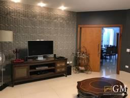 Casa para locação em presidente prudente, jardim bongiovani, 6 dormitórios, 5 suítes, 8 ba