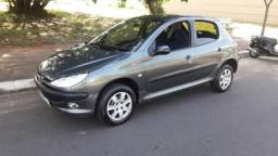 Peugeot 206 Passion 1.6 2003 Completo Troca por veículo de maior valor,volto a diferença - 2003