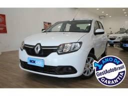 Renault Logan Expression 1.6 - 2017