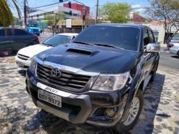 Hilux SRV 2011/2012, 4x4 - 2012