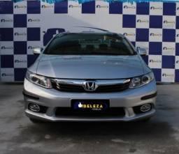 Honda Civic LXR, muito novo, único dono - 2014