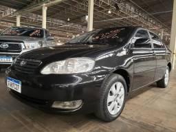 Corolla XEI 2007 Completo Top Couro + ABS + Airbag - 2007
