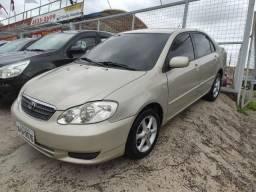 Corolla 1.6 XLI 2003 Valor R$ 21.900,00