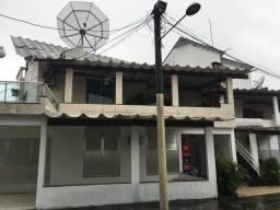 Imobiliária Nova Aliança!!! Ótima Casa com 3 Quartos de Frente Praça do Skate em Muriqui