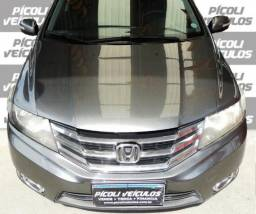 Honda City automatico único dono - 2013