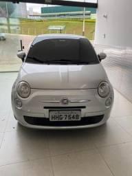 Fiat 500 1.4 2012 ipva 2020 pago - 2012