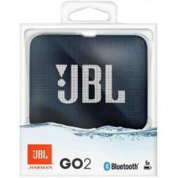 Caixa de Som Portátil Bluetooth JBL Go2 Novo