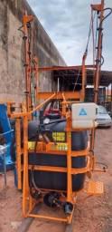 Implemento Trator Pulverizador Jacto 600L M12 - Nova Andradina - MS