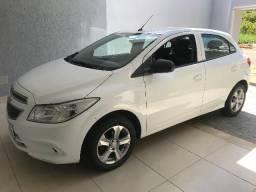 Chevrolet Onix 2014/2015 1.0 LT Branco - Única Dona - Impecável - 2015