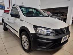 VOLKSWAGEN  SAVEIRO 1.6 MSI ROBUST CS 2019 - 2019