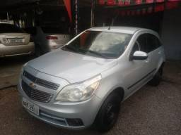 Chevrolet Agile 1.4 flex completo (5.800 +48x ) menor taxa para financiamento leia anuncio - 2011