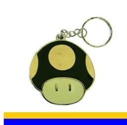 Chaveiro Geek - Toad (cogumelo S. Mario Brothers) Verde 41601ec223