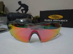 ebffb5270 Óculos de sol esportivo Tralyx, 3 lentes e acessórios