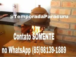 Aluguel casa 3 suítes Paracuru