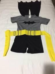 Fantasia infantil de Batman, usado comprar usado  Brasília