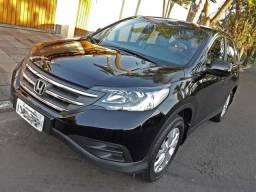 Honda Cr-v LX 2.0 2WD 2013 Zerada duvido igual ! - 2013