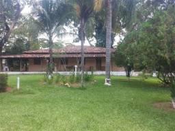 Sitio 4300m², com casa colonial, Bairro Canaã, estudo troca por apartamento -
