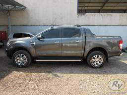 FORD RANGER 2017/2017 3.2 LIMITED 4X4 CD 20V DIESEL 4P AUTOMÁTICO - 2017