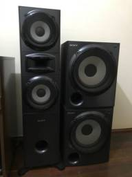 Home Theater Sony Muteki 7.4