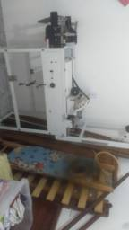 Maquina de Fazer Fladas, e Máquina de Estampar Camisas