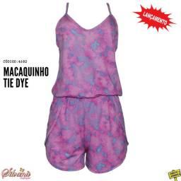 Macaquinho Tie Dye