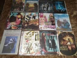 Escolha 6 filmes. (CDs).