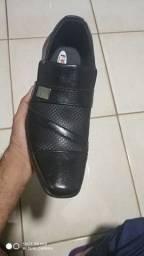 Sapato social de couro - melhor preço do Brasil