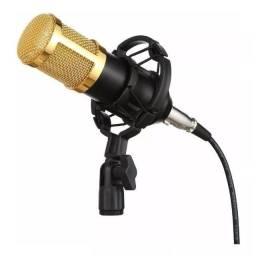 Microfone condensador bm 800
