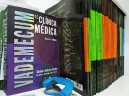 Vendo apostilas Medcurso Completo + Vademecum Clínica médica + gineco Netter