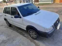 Fiat uno way econ 12/13 trava e alarme flex